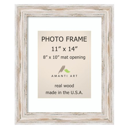 J and S Framing Alexandria Whitewash Photo Frame