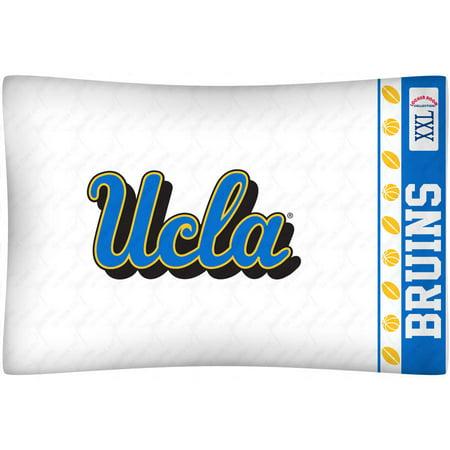 NCAA UCLA Micro Fiber Pillow Case
