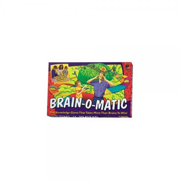Brain-O-Matic Electronic Trivia Board Game by