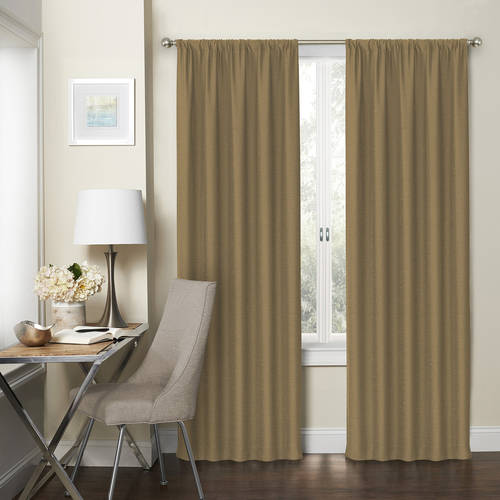 EclipseᅡᅠWallaceᅡᅠThermal Energy-Efficient Grommet Curtain Panel, Set of 2