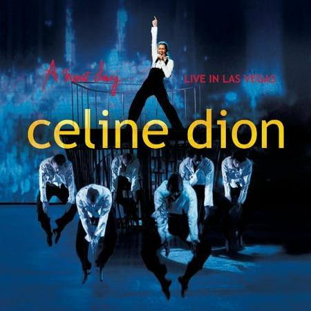 Celine Dion   New Day Live In Las Vegas  Cd