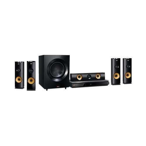 LG Blu-ray Home Theater System - 1080p, 9.1 Channel, 1000W, Bluetooth, Cradle fo