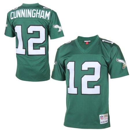 reputable site 829cd 50619 Randall Cunningham Philadelphia Eagles Mitchell & Ness Replica Retired  Player Jersey - Midnight Green