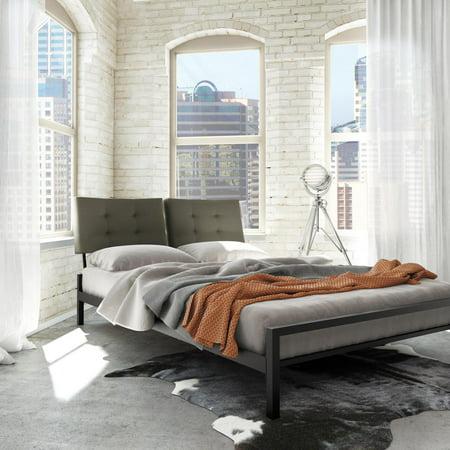Cool Amisco Delaney Platform Bed Unemploymentrelief Wooden Chair Designs For Living Room Unemploymentrelieforg