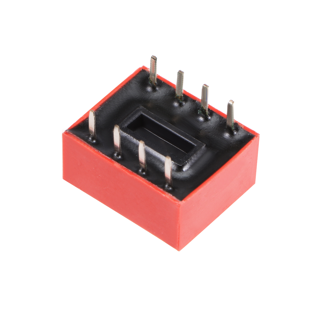 4 positions 2 X Rocker Switch//DIP SWITCH 1-Pole On//Off Switch