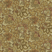 """Waverly Inspirations Cotton Duck 45"""" TOILET ANTIQUE Fabric, per Yard"""