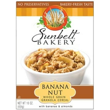 Sunbelt Bakery Banana Nut Granola Cereal (1-Box)