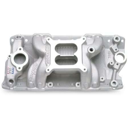 Air Gap Dual Quad Manifold - Edelbrock 7501 RPM Air-Gap Intake Manifold