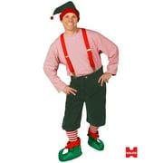 "Workshop Elf Men's Costume - Size 54"""