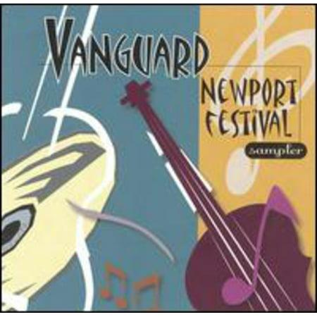 Vanguard Newport Folk Festi   Vanguard Newport Folk Festival  Cd