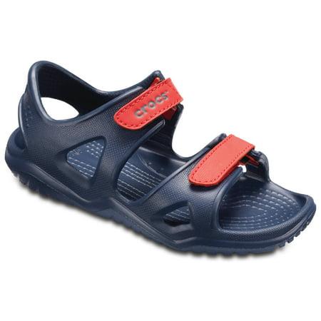 Crocs Boys' Junior Swiftwater River Sandals ()