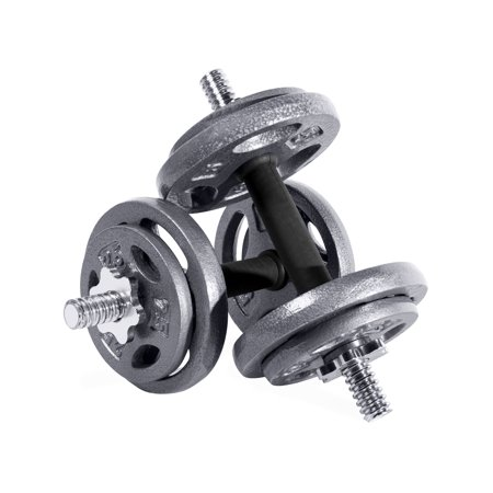 CAP Barbell 35 lb Adjustable Dumbbell Set