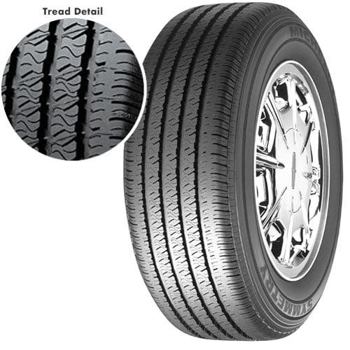 Michelin Symmetry Tire P215/65R16 96T