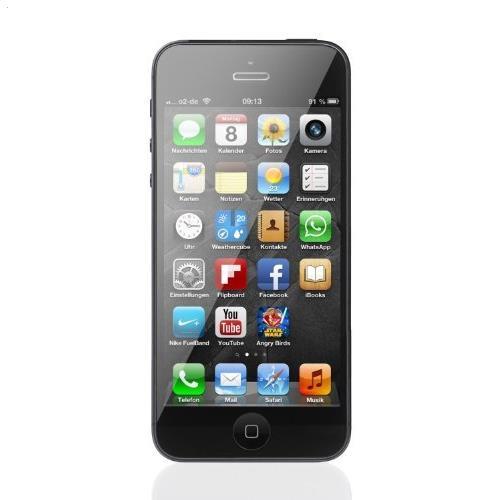 Apple iPhone 5 16GB -  (AT) unlocked Black MD638LL/A