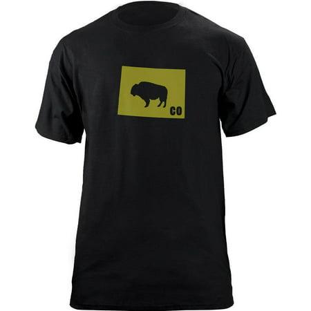 Vintage Original I Buffalo Colorado University Style State T-Shirt Colorado State University Starter