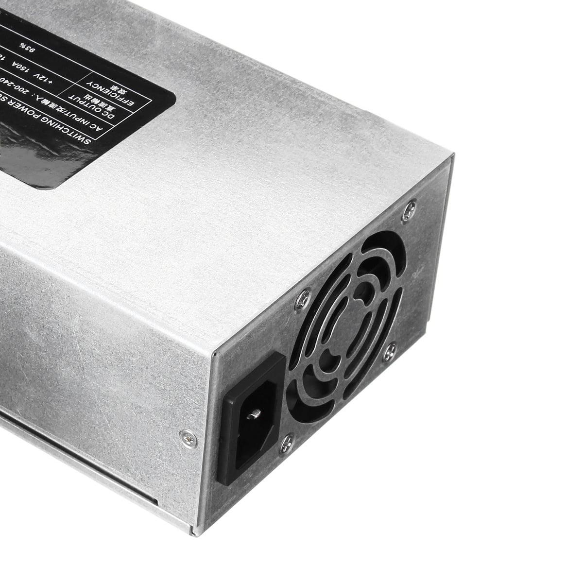 1800W Mining Power Supply for ETH Miner Ethereum Mining Machine 93%Efficiency
