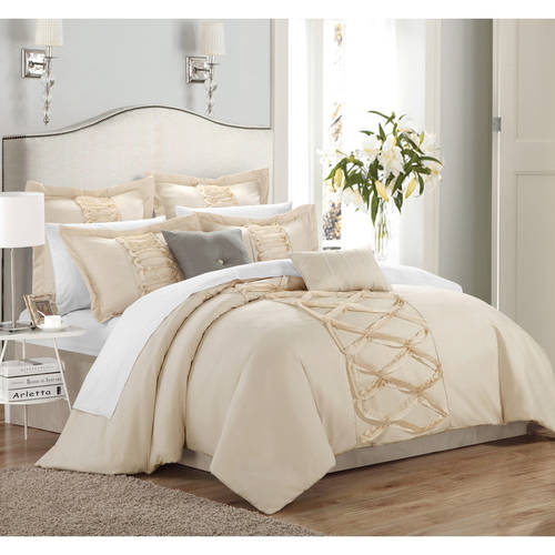 Chic Home Nancy 12-Piece Comforter Set
