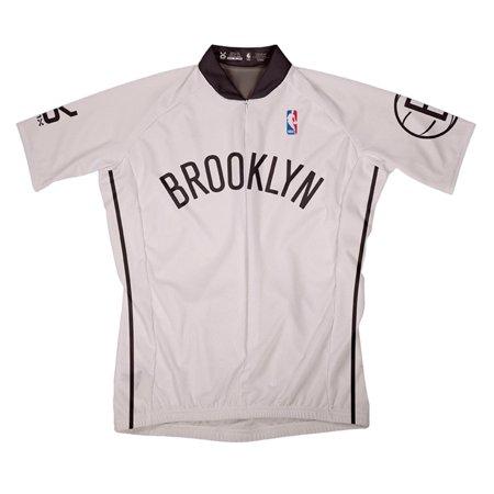 VOmax Womens Comfortable NBA Brooklyn Nets Short Sleeve Cycling Jersey -  Walmart.com 8985978e4