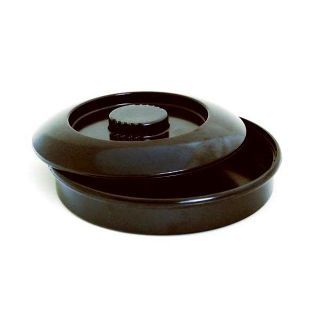 Gessner Products IW-0353-R Tortilla Server Set - Base and Lid- Case of 12