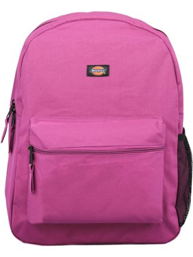 Student Polyester Backpack - Deep Purple