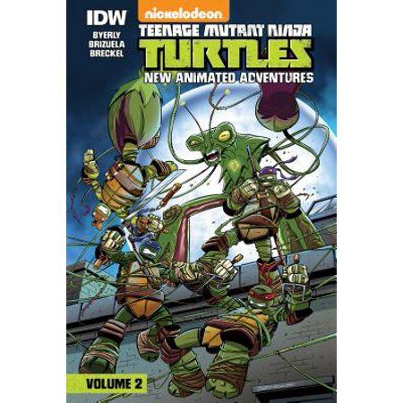 Teenage Mutant Ninja Turtles: New Animated Adventures: Volume 2 Teenage Mutant Ninja Turtles Ii Nes