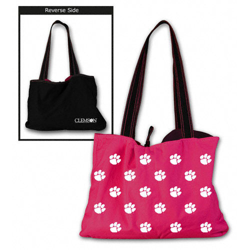 NCAA - Clemson Tigers Reversible Fashion Tote