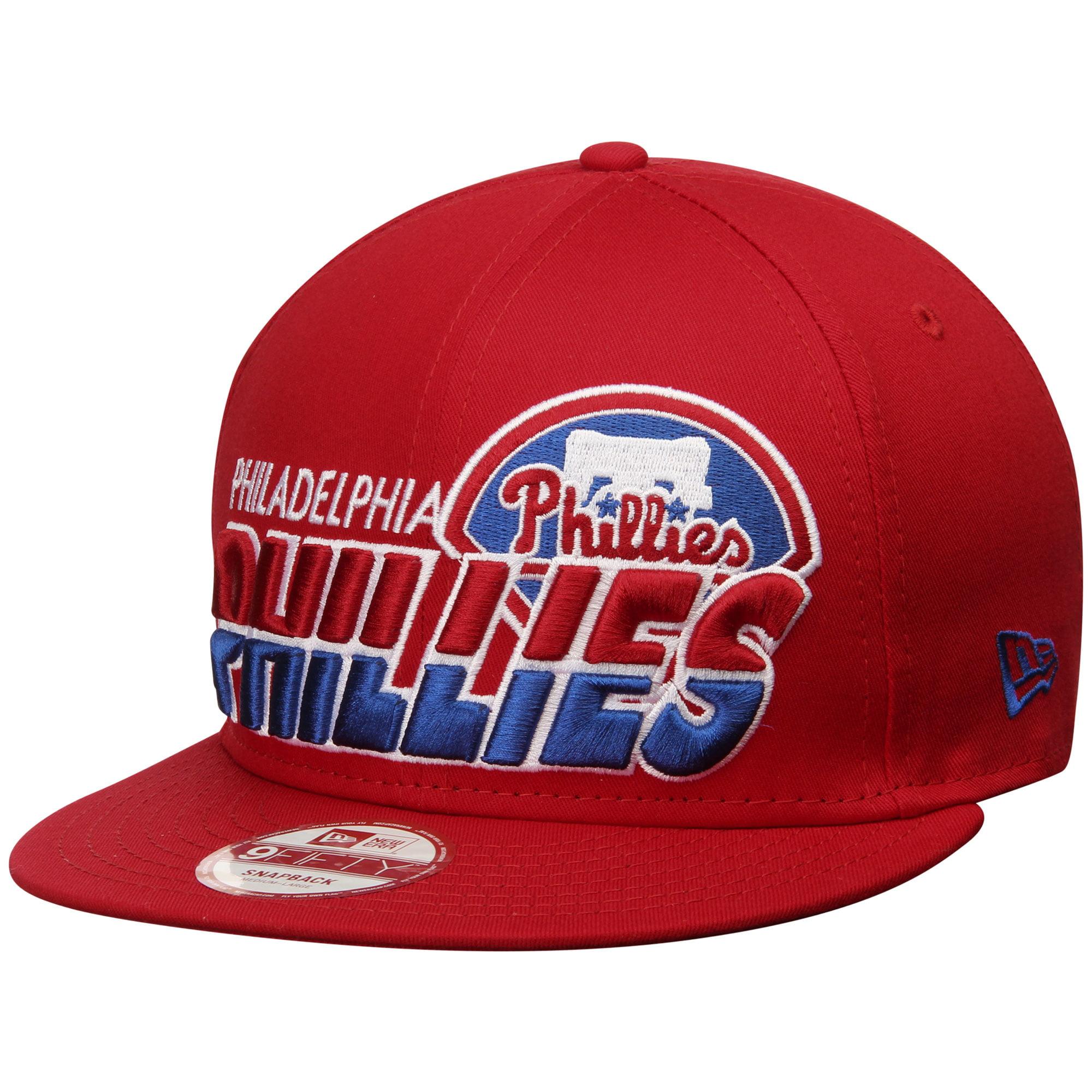 sale retailer c052e 51a86 ... france product image philadelphia phillies new era team horizon 9fifty  snapback adjustable hat red osfa a7665