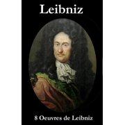 8 Oeuvres de Leibniz - eBook