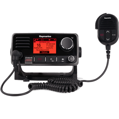 Raymarine E70245 VHF, Ray 60, Opt. 2nd Station by Raymarine