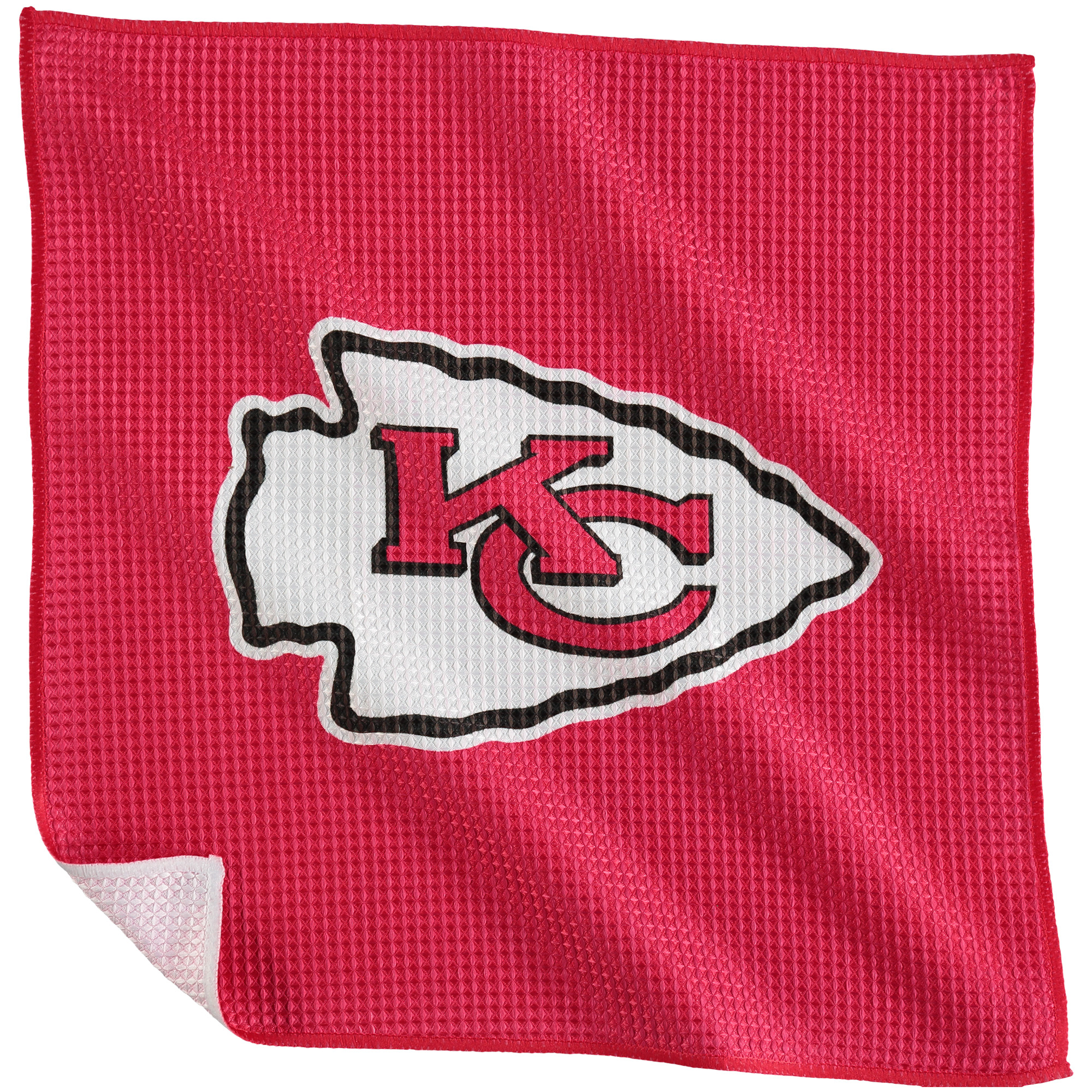 "Kansas City Chiefs 16"" x 16"" Microfiber Towel - No Size"