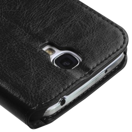 Insten Black MyJacket Wallet Casewith Tray 561 For Samsung Galaxy S4 - image 2 of 5
