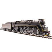 Broadway Limited 4468 HO Reading T1 4-8-4 Excursion w/Sound/DC/DCC #2100