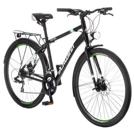 Schwinn Central Men's Commuter Bike, 700c wheels, 21 speeds, (Best Commuter Bicycle 2019)
