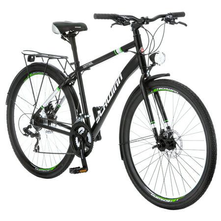 Schwinn Central Men's Commuter Bike, 700c wheels, 21 speeds,