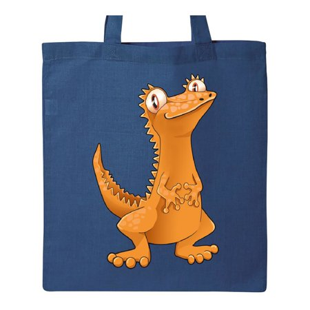 Cute Crested Gecko Tote Bag - Cute Geckos