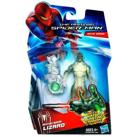Spider-Man Movie Series Invisi-Skin Lizard Action Figure - Spider Man Lizard