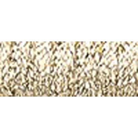 Kreinik Blending Filament 1-Ply 55yd-Hi Lustre Gold