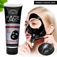 Product Image Essy Beauty Deep cleansing black face peel off mask for blackhead removal, black mask (