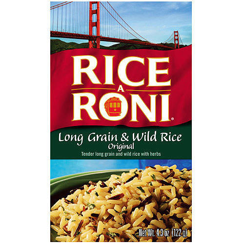 how to cook wild rice blend