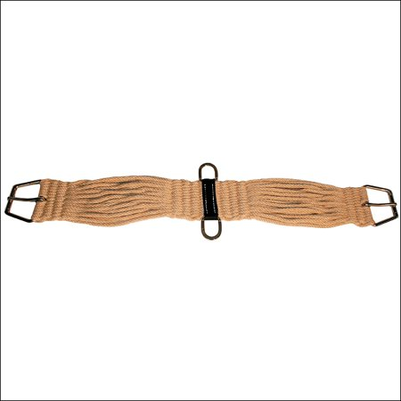 Leather Steel Girth - 28