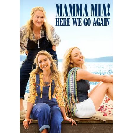 Mamma Mia! Here We Go Again (Vudu Digital Video on Demand) - Mamma Mia Halloween
