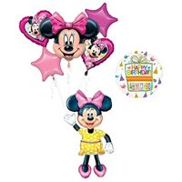 The Ultimate Minnie Mouse Airwalker Birthday Party Supplies