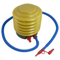 Unique Bargains Bellows Hand Foot Pump Inflator for Inflatable Air Toy