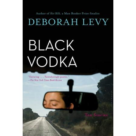 Black Vodka: Ten Stories (Paperback) - Halloween Black Vodka Cocktails