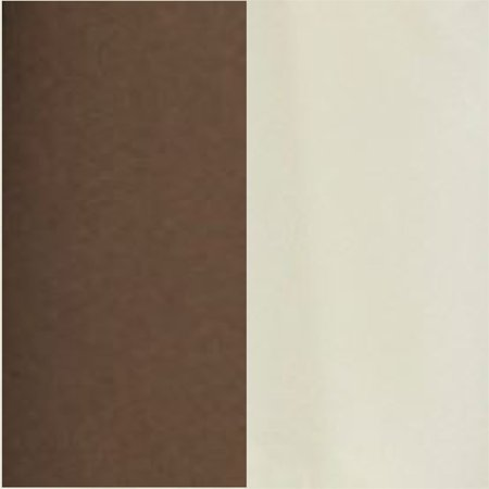 Image of BedVoyage Duvet Cover in Mocha / Ivory