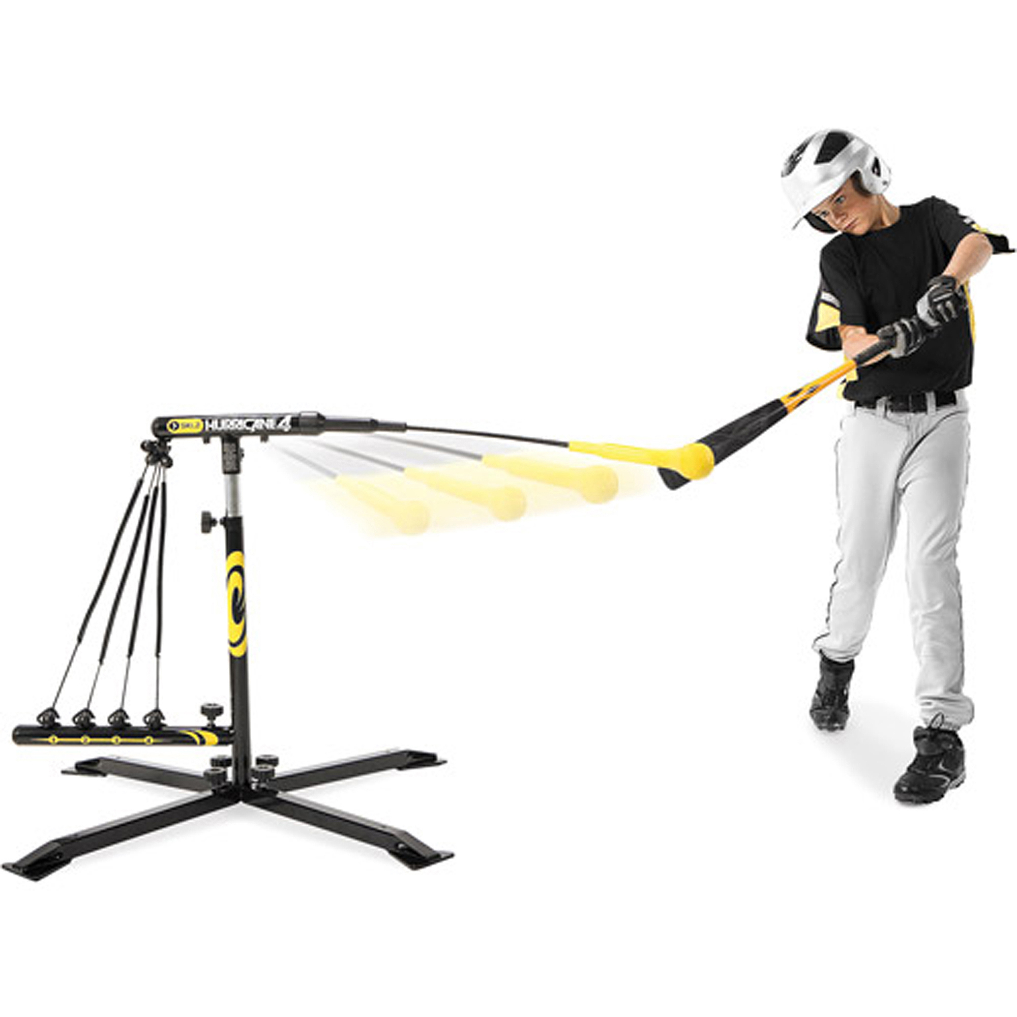 SKLZ Hurricane Category 4 - Solo Baseball Swing Trainer