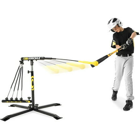 Single Batting Tee - SKLZ Hurricane Category 4 Adjustable Batting Trainer Solo Swing
