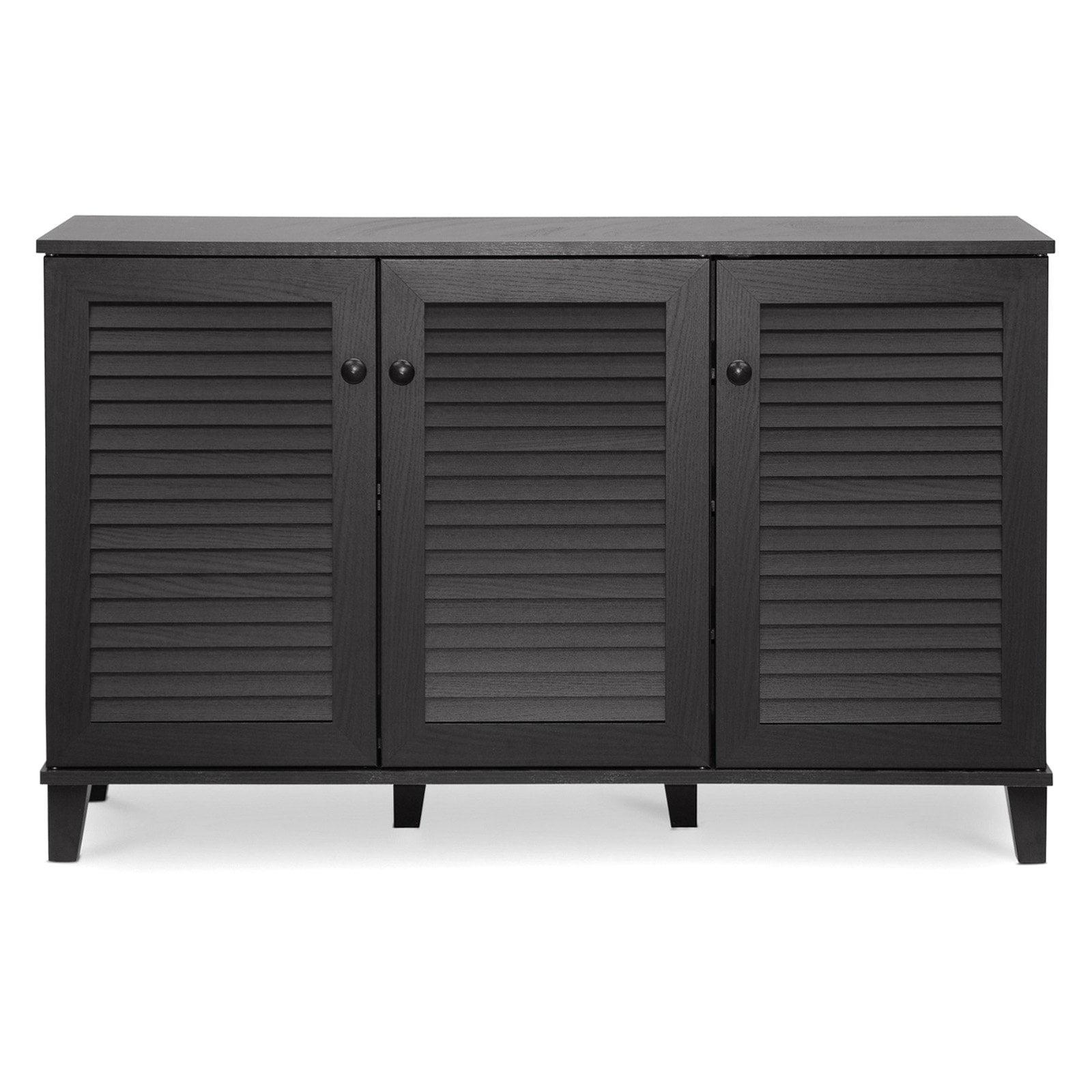Baxton Studio Wood Cabinet