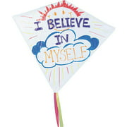 Color-Me Plastic Kites, Pack of 12