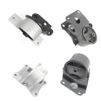 Fits: Engine Motor & Trans. Mount Set 4PCS for 2002-2006 Nissan Altima 2.5L for Auto Transmission